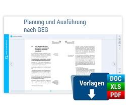 Planung und Ausführung nach GEG von Prof. Dr. Friedl,  Werner