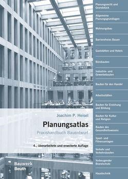 Planungsatlas von Heisel,  Joachim P.