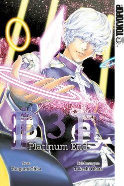 Platinum End 03 von Obata,  Takeshi, Ohba,  Tsugumi