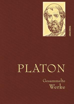 Platon – Gesammelte Werke von Apelt,  Otto, Platon, Schleiermacher,  Friedrich