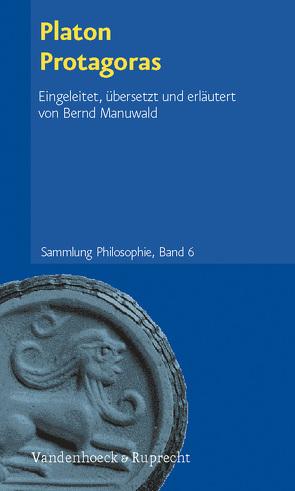 Platon Protagoras von Manuwald,  Bernd