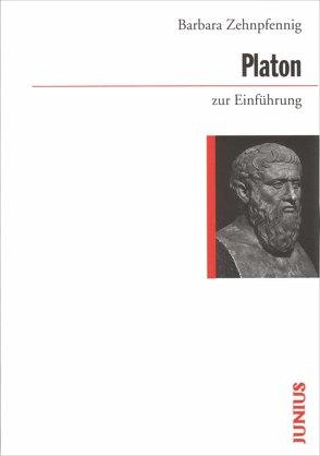 Platon zur Einführung von Zehnpfennig,  Barbara