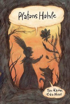 Platons Höhle von Krohn,  Tim