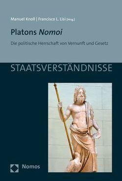 Platons Nomoi von Knoll,  Manuel, Lisi,  Francisco L.