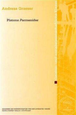 Platons Parmenides von Graeser,  Andreas