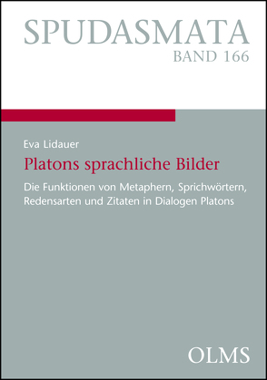 Platons sprachliche Bilder von Lidauer,  Eva
