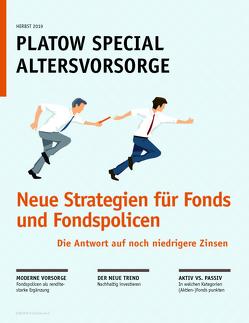 PLATOW Special Altersvorsorge 2020 von Schirmacher,  Albrecht F.