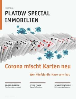 PLATOW Special Immobilien Herbst 2020 von Schirmacher,  Albrecht F.