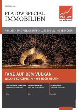PLATOW Special Immobilien Winter 2017/18 von Schirmacher,  Albrecht F.