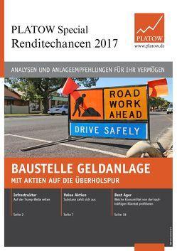 PLATOW Special Renditechancen 2017 von Mahlmeister,  Frank, Schirmacher,  Albrecht F.