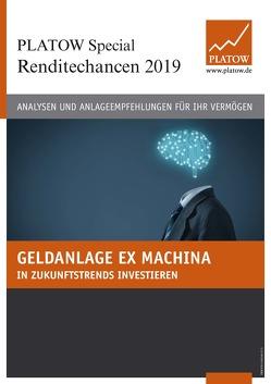 PLATOW Special Renditechancen 2019 von Mahlmeister,  Frank, Schirmacher,  Albrecht F.