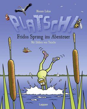 Platsch! von Hannes Lukas, Tetsche