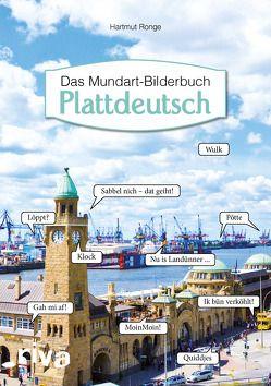 Plattdeutsch – Das Mundart-Bilderbuch von Ronge,  Hartmut
