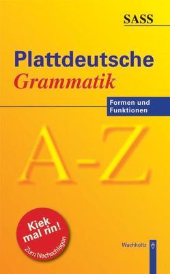 Plattdeutsche Grammatik von Thies,  Heinrich