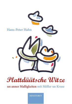 Plattdüütsche Witze von Dettmann,  Matthias, Hahn,  Hans Peter