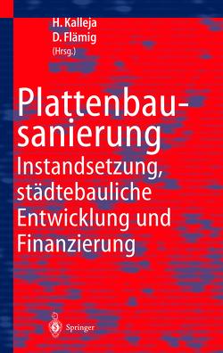 Plattenbausanierung von Flämig,  Dieter, Kalleja,  Hartmut