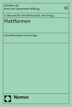Plattformen von Blaurock,  Uwe, Erler,  Katharina, Schmidt-Kessel,  Martin