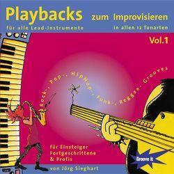 Playbacks zum Improvisieren Vol.1