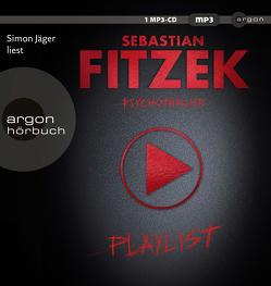 Playlist von Fitzek,  Sebastian, Jäger,  Simon