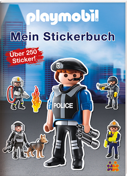Playmobil. Mein Stickerbuch
