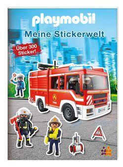 Playmobil. Meine Stickerwelt