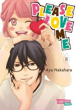 Please Love Me 8 von Nakahara,  Aya