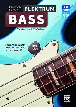 Plektrum Bass von Herder,  Christoph