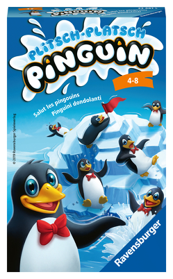 Plitsch Platsch Pinguin von Seven Towns Ltd