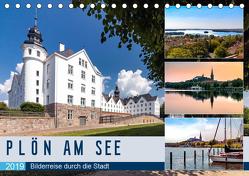Plön am See (Tischkalender 2019 DIN A5 quer) von Dreegmeyer,  Andrea