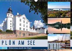 Plön am See (Wandkalender 2019 DIN A3 quer) von Dreegmeyer,  Andrea