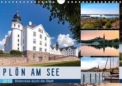 Plön am See (Wandkalender 2019 DIN A4 quer) von Dreegmeyer,  Andrea