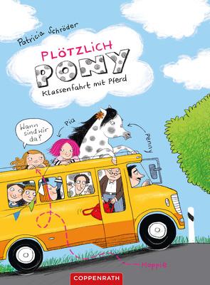 Plötzlich Pony (Bd. 2) von Rothmund,  Sabine, Schröder,  Patricia
