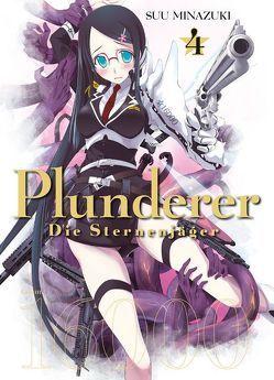 Plunderer – Die Sternenjäger von Lange,  Markus, Minazuki,  Suu