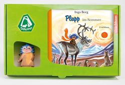 Plupp – Geschenkset von Borg,  Inga