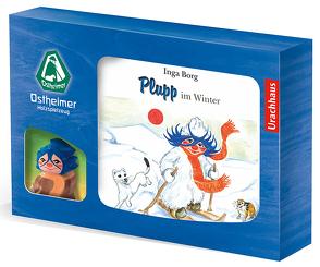 Plupp – Geschenkset von Borg,  Inga, Ostheimer,  Holzspielzeug