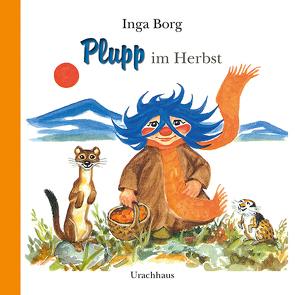 Plupp im Herbst von Borg,  Inga, Kicherer,  Birgitta