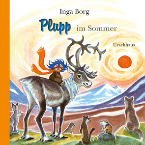 Plupp im Sommer von Borg,  Inga, Kicherer,  Birgitta