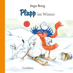 Plupp im Winter von Borg,  Inga, Kicherer,  Birgitta