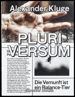Pluriversum von Folkwang,  Museum, Kluge,  Alexander