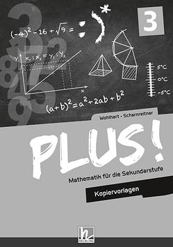 PLUS! 3 von Scharnreitner,  Michael, Wohlhart,  David