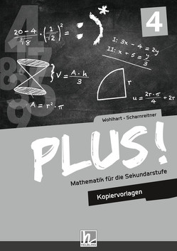 PLUS! 4 von Scharnreitner,  Michael, Wohlhart,  David