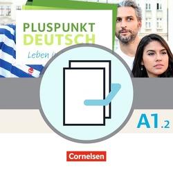 Pluspunkt Deutsch – Leben in Deutschland – Allgemeine Ausgabe / A1: Teilband 2 – Arbeitsbuch und Kursbuch (2. Ausgabe)