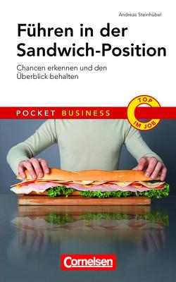 Pocket Business Führen in der Sandwich-Position von Steinhübel,  Andreas