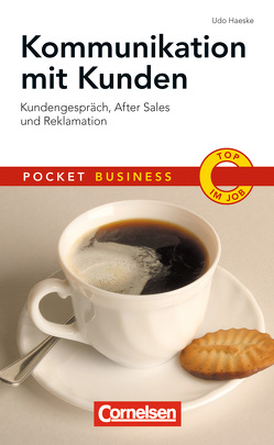 Pocket Business Kommunikation mit Kunden von Haeske,  Udo
