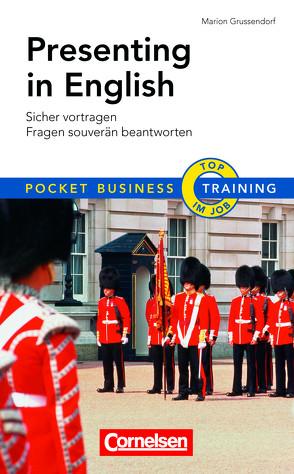 Pocket Business – Training Presenting in English von Grussendorf,  Marion