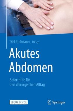 Pocket Guide Akutes Abdomen von Uhlmann,  Dirk