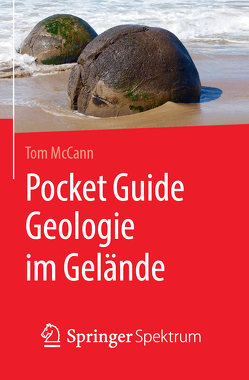 Pocket Guide Geologie im Gelände von McCann,  Tom