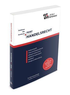 Pocket Handelsrecht von Schweinberger,  Dirk