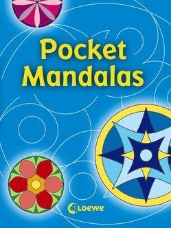 Pocket Mandalas – blau von Cziepluch,  Andreas, Erker,  Robert