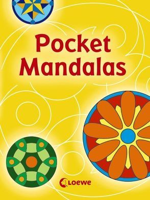 Pocket Mandalas – gelb von Cziepluch,  Andreas, Erker,  Robert